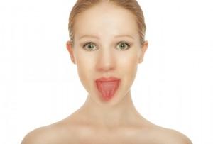 פצעים בלשון