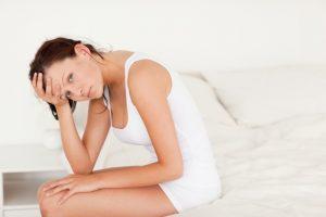 ירידה במשקל בשל בעיות בריאותיות
